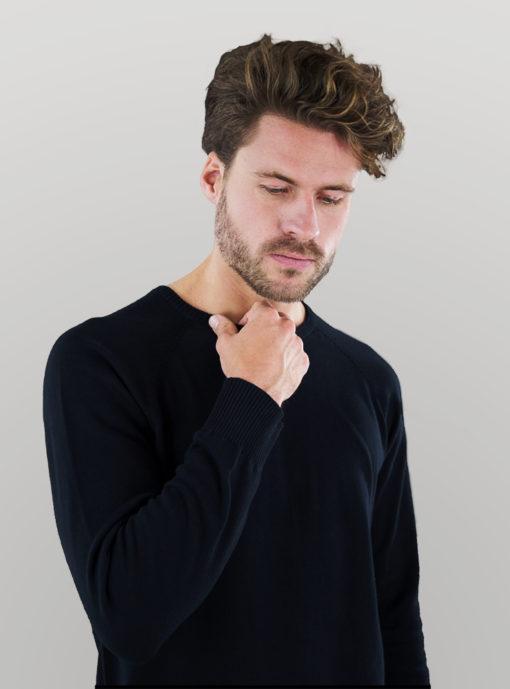 men_cardigan_neck