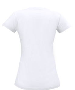 Back Women White_Farbe