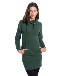 shawl-hoody-dress-damen-dunkelgrun-15a