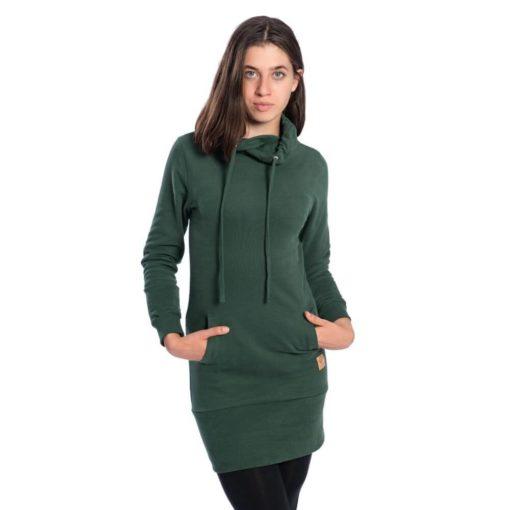 shawl-hoody-dress-damen-dunkelgrun-15a