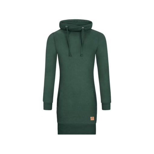 shawl-hoody-dress-damen-dunkelgrun-c83