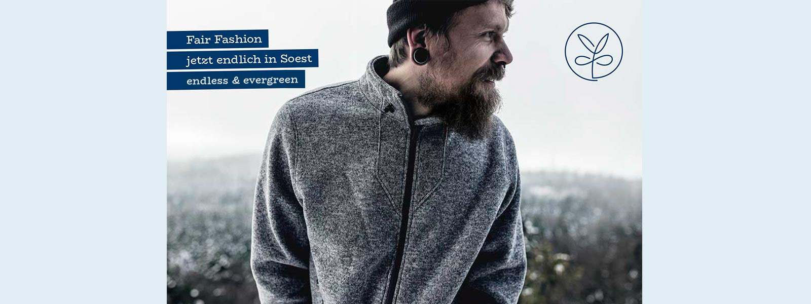Fleecejacke von Bleed - endless & evergreen